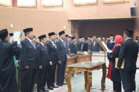 Pimpinan DPRD Ponorogo 2019-2024 Dilantik, Ketuanya dari Nasdem