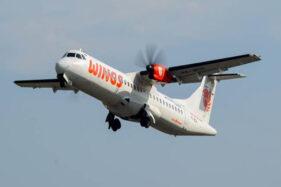 Wings Air Tambah Jadwal Penerbangan Semarang-Bandung