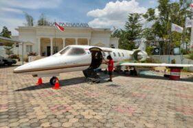 Pesawat Jet Bekas Milik Jusuf Kalla Ada di Wonogiri, Kok Bisa?