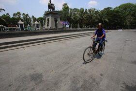 Akses Putar Balik Plaza Manahan Solo Ditutup saat Flyover Purwosari Dibangun