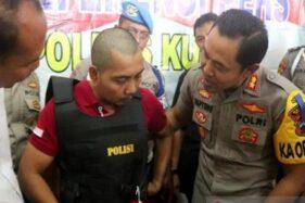 Polisi Gadungan Ditangkap Polisi Asli di Kudus