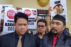 Dituding Amnesia Akut, Suteki Sebut Rektor Undip Kurang Santun
