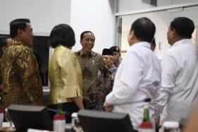 Gaduh Soal Cadar dan Celana Cingkrang, Ini Kata Jokowi