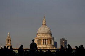 Gereja Katedral St. Paul, London, Inggris. (Reuters)