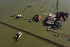 Semarang Bakal Tenggelam, Ini Jurus Wali Kota Atasi Penurunan Tanah