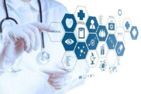 Ilustrasi healthtech. (Reuters)