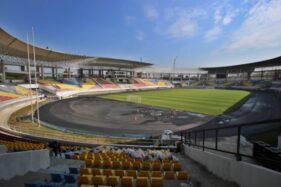 Stadion Manahan dengan rumput standar FIFA (Solopos/Nicolous Irawan)