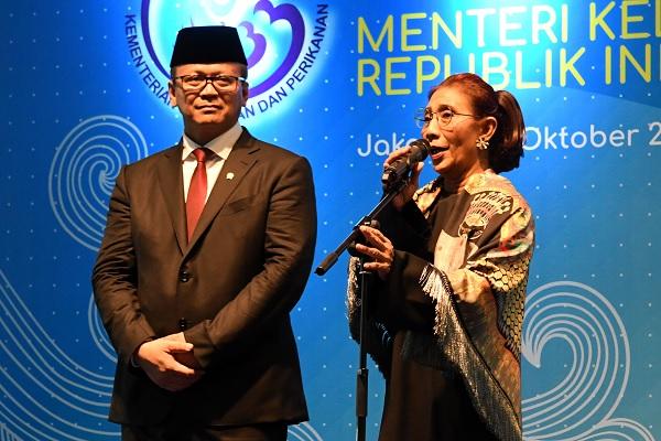 Pakar: Aneh! Susi Pudjiastuti Tersingkir dari Kabinet Jokowi-Maruf