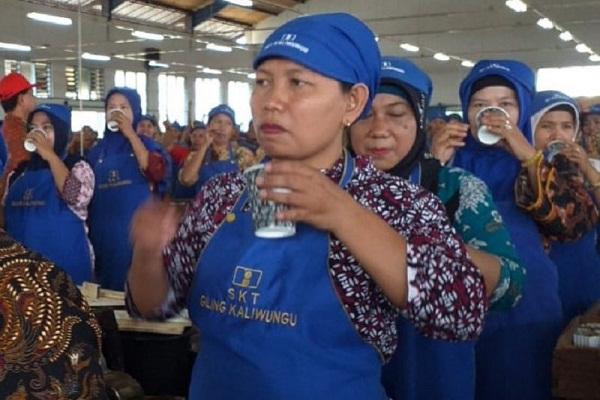 Dinkes Kudus Tambah Darah Perempuan Pekerja