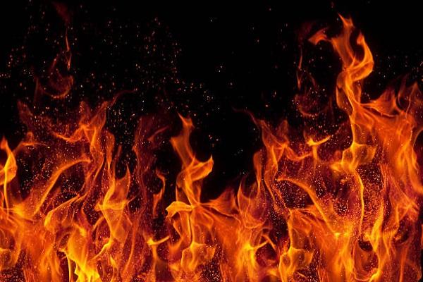 Ilustrasi kebakaran (istockphoto.com)