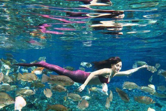 Pesona 1.001 Umbul di Klaten: Spot Snorkeling – Terapi Kesehatan