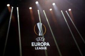 Logo Liga Europa. (Reuters)