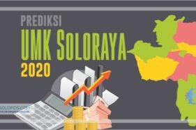 Prediksi UMK Soloraya 2020