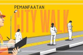 Infografis City Walk (Solopos/Whisnupaksa)