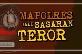 Infografis Teror Mapolres (Solopos/Whisnupaksa)