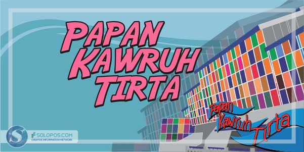 Objek Wisata Papan Kawruh Tirta Solo, Pusat Edukasi Sungai dan Air