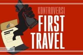 Infografis First Travel (Solopos/Whisnupaksa)