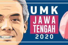 Infografis UMK Jawa Tengah (Solopos/Whisnupaksa)