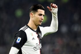 Cristiano Ronaldo. (Reuters-Massimo Pinca)