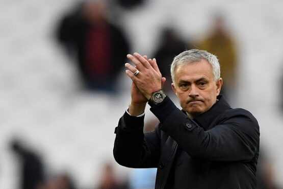 Jose Mourinho. (Reuters Tony O'Brien)
