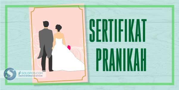 Sertifikat Pranikah (Solopos/Whisnupaksa)