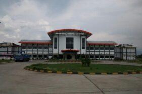 Kampus Akademi Perkeretapian Indonesia (API) Madiun. (Twitter)
