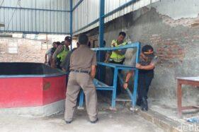 Tim Gabungan Bongkar Arena Judi Sabung Ayam di Sidoarjo