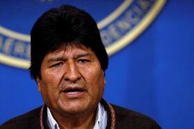 Evo Morales. (Reuters)