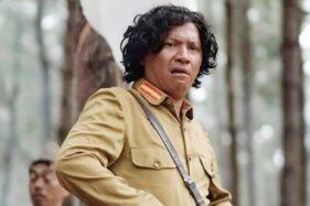 Gading Marten sebagai Naga Bonar di film terbaru Nagabonar Reborn. (Youtube)