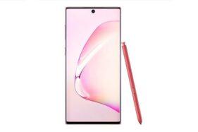 Samsung Galaxy Note 10 pink (Samsung)