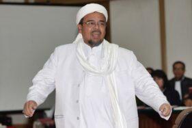 Habib Rizieq. (Bisnis.com)