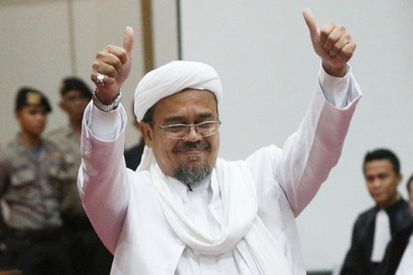 FPI: Pemerintah Tak Mau Habib Rizieq Ada di Indonesia?