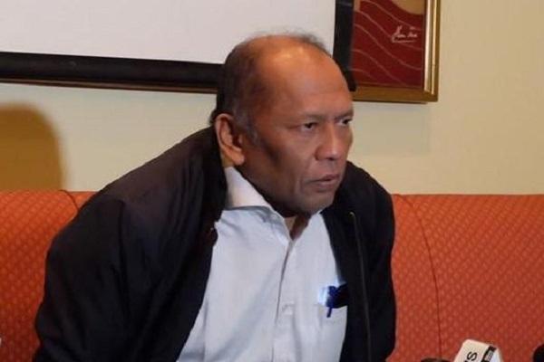 Hidayat mantan Exco PSSI. (Detik)