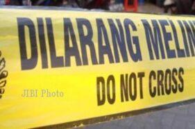 2 Sepeda Motor Kecelakaan di Klaten, 2 Orang Terluka
