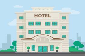 Ilustrasi hotel. (Freepik)