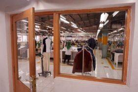 Presiden Jokowi Tawarkan 4.000 Ha Lahan Sentra Industri TPT di Brebes