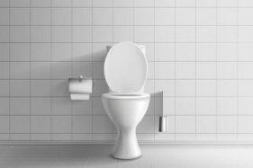 Ilustrasi toilet bersih. (Freepik)