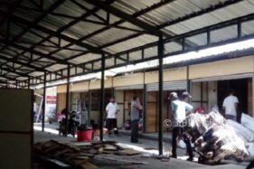 15 Oktober Boyongan, Pedagang Pasar Klewer Timur Solo Segera Dapat Pembagian Kios
