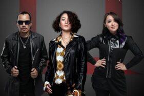 Melly Mono bersama personel Kotak Band. (Instagram/@kotakband_)