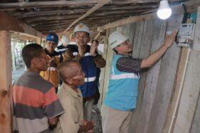 Tingkatkan Elektrifikasi di Grobogan, PLN Beri Sambungan Gratis ke Warga Miskin