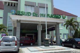 RSUD dr Harjono Ponorogo. (detik.com)