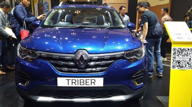 Renault Triber Jadi Penantang Baru Daihatsu Sigra, Harganya Mulai Rp133 Juta