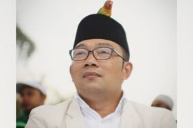 Heboh Teror Sperma, Ridwan Kamil Malu