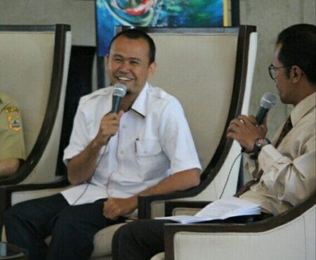 Wakil Komisi D DPRD Jateng, Hadi Santoso. (Imam Yuda S.-Semarangpos.com)