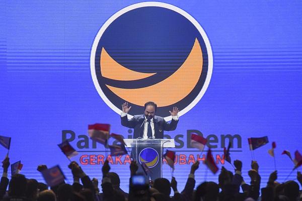 Ketum Partai Nasdem Surya Paloh Terkonfirmasi Positif Covid-19