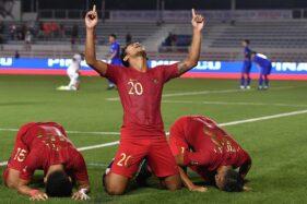 Timnas Indonesia U-23 (Antara-Sigid Kurniawan)