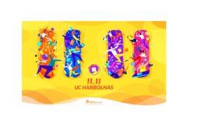 UC 11.11 Shopping Festival (istimewa)
