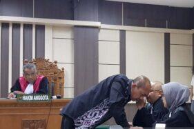 Mantan Bupati Sragen Agus Fatchur Rahman Divonis Bui 1 Tahun