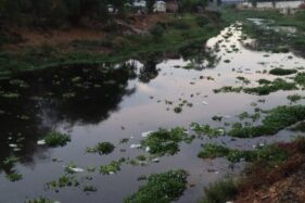 Wali Kota Rudy Punya Usulan Ini Untuk Atasi Pencemaran Bengawan Solo