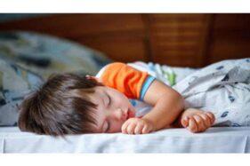 Ilustrasi anak tidur. (pregnancybirthbaby.com)